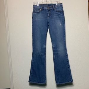 Ralph Lauren Polo Jeans- Stretch Whitney Jean sz 8